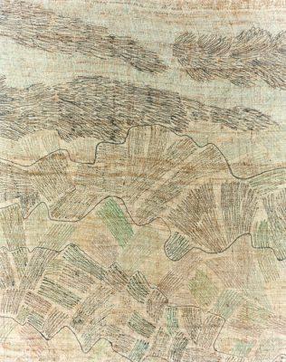 Landschaft über Landschaft, 1995