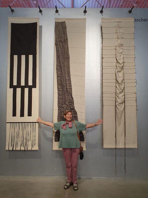 Ausstellung in Los Angeles