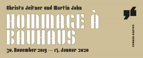 Hommage A Bauhaus